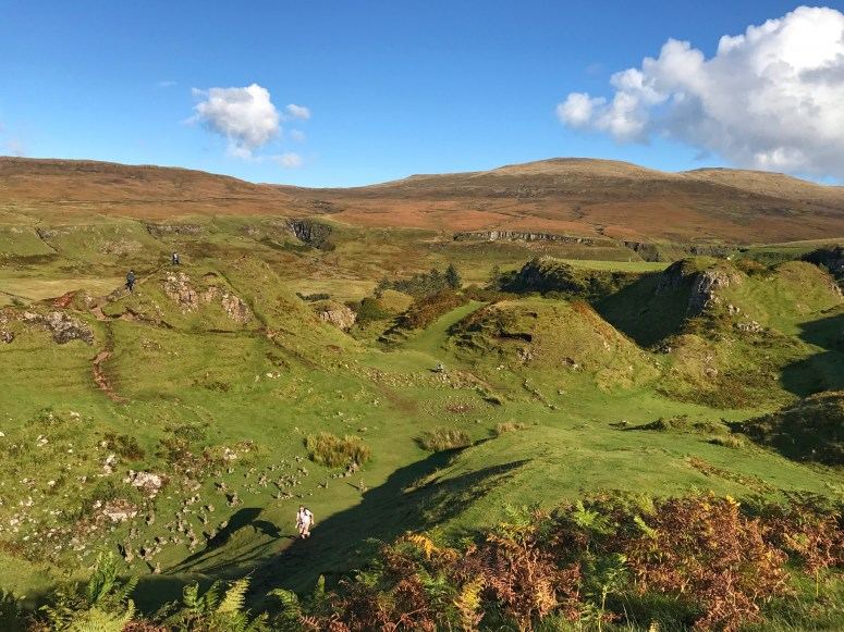 The Fairy Glen Uig