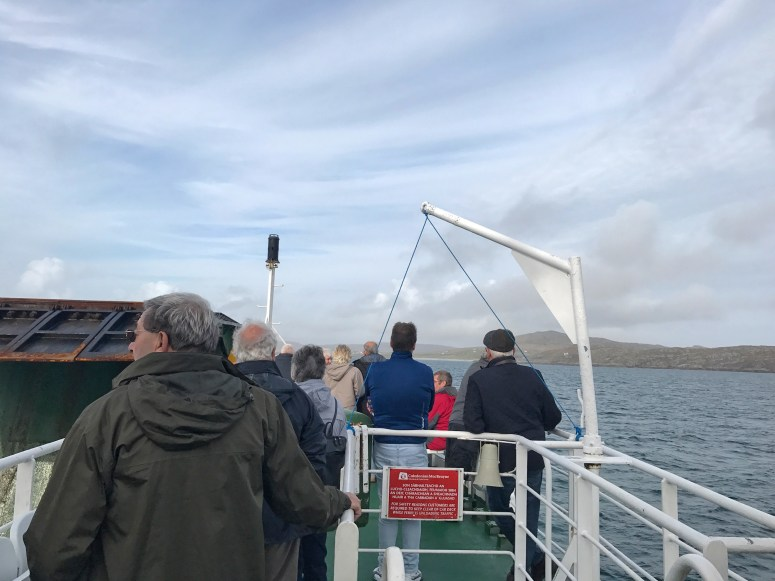 Eriskay ferry