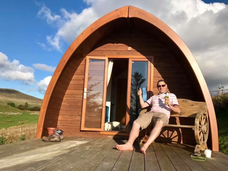 Glamping on Skye