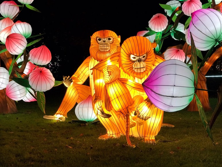 The Giant Lanterns of China