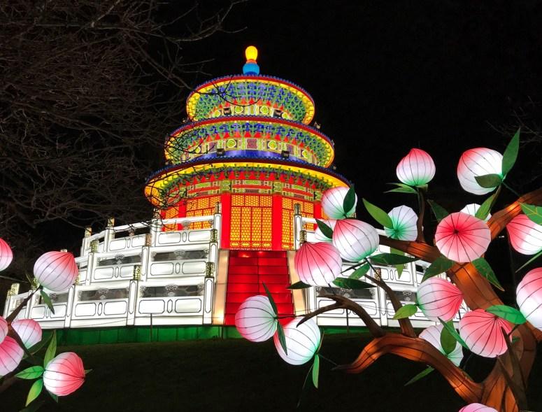 The Giant Lanterns of China
