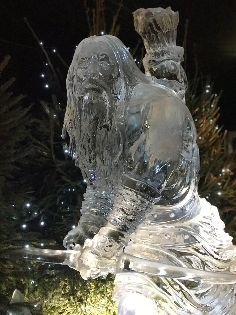 A journey through frozen Scotland