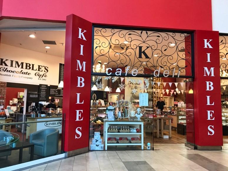 Kimbles, Glasgow