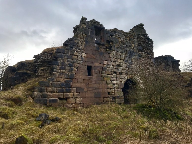 Sanquhar Castle, Dumfries and Galloway