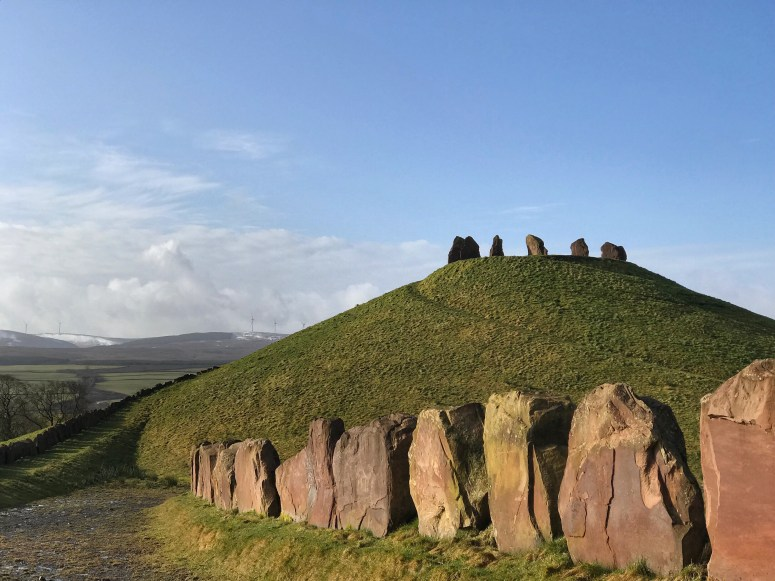 Crawick Multiverse, Dumfries and Galloway
