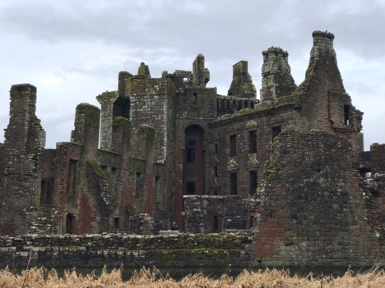 Caerlaverock Castle, Dumfries and Galloway