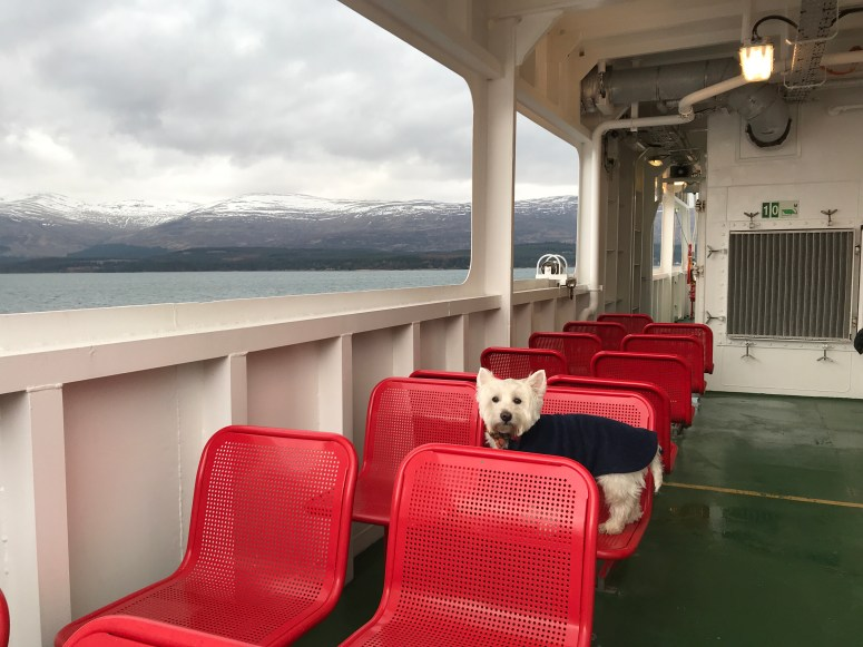 Lochaline to Fishnish Ferry