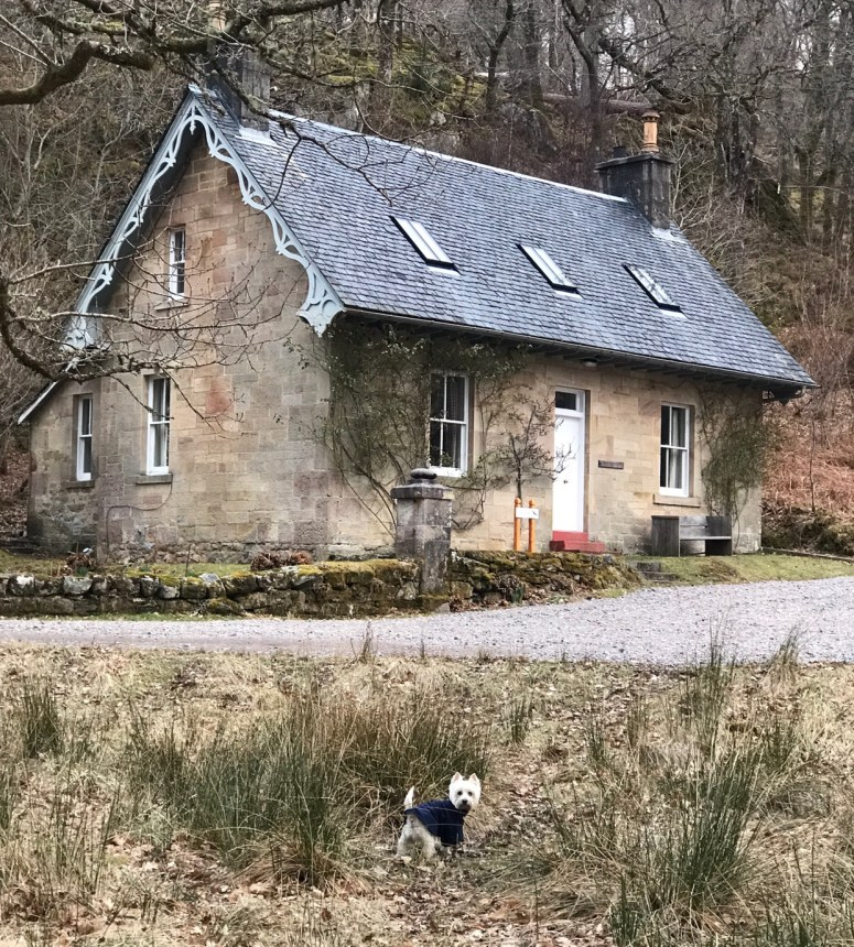 Rose Cottage, Ardtornish Estate