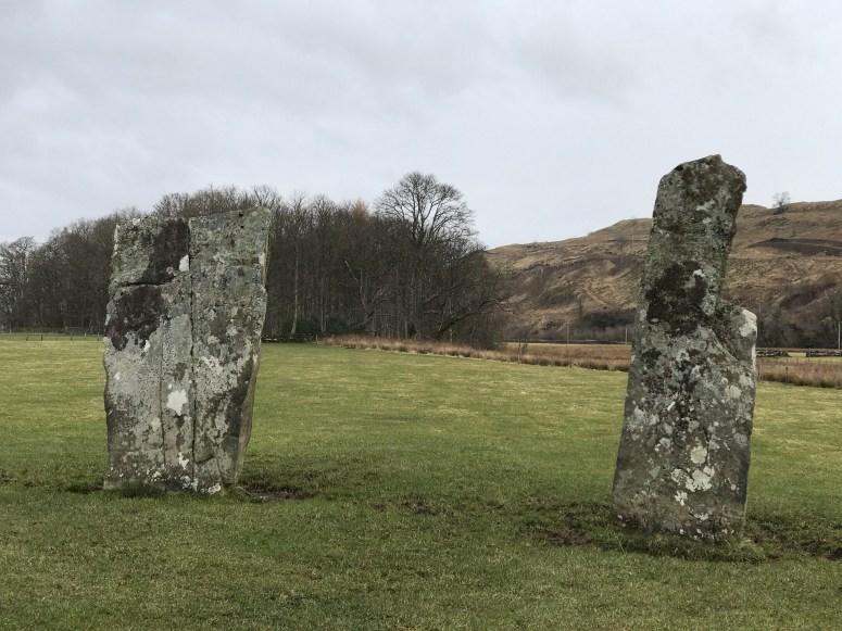 Standing stone, Kilmartin Glen