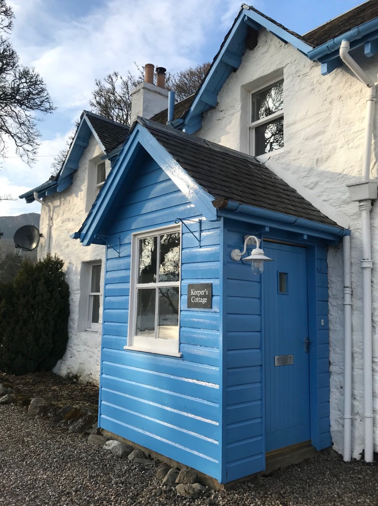 Keeper's Cottage, Straloch Estate