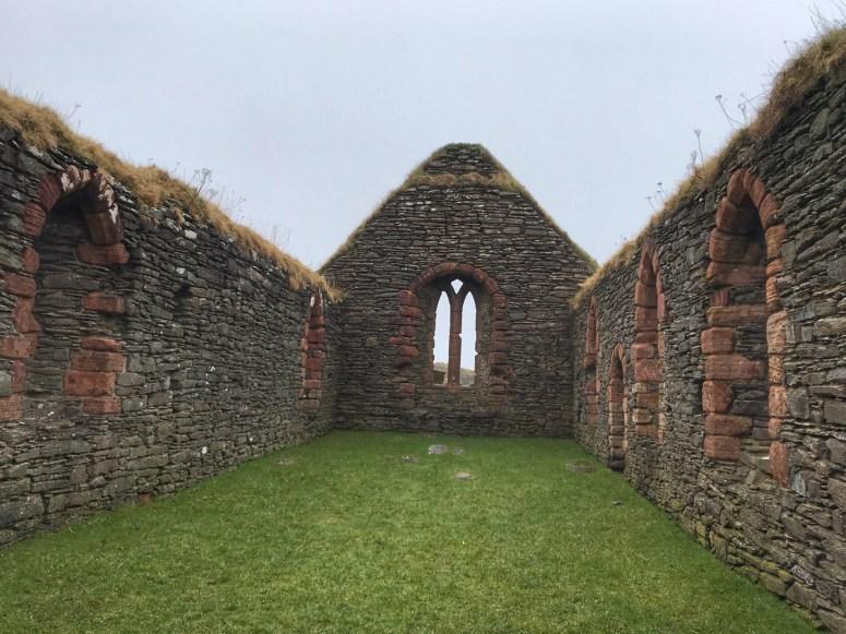 St Bernard's Chapel, Skipness