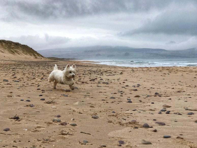 Machrihanish Beach, Kintyre Peninsula
