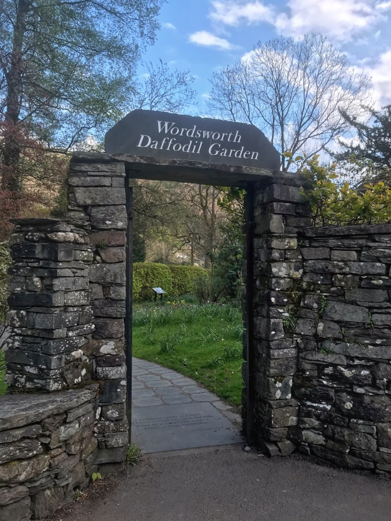 Wordsworth Daffodil Garden
