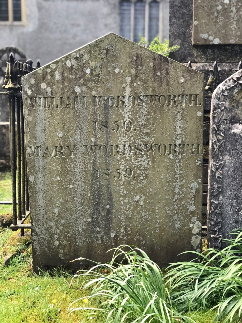 Wordsworth's Grave, Grasmere