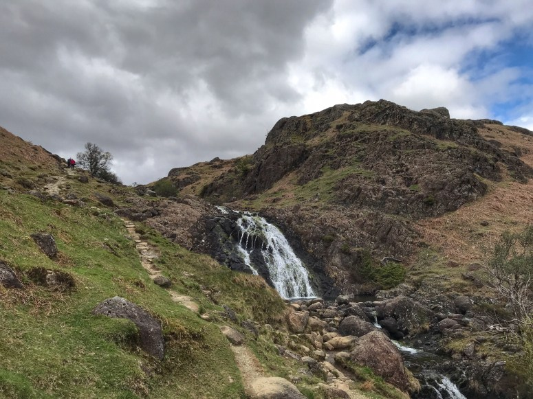 Easdale Waterfall