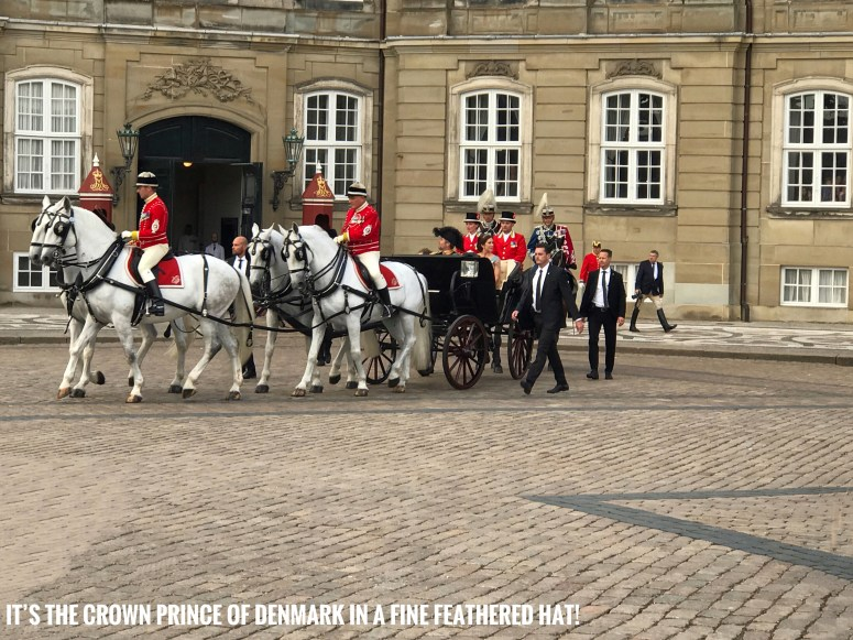 Frederik, Crown Prince of Denmark