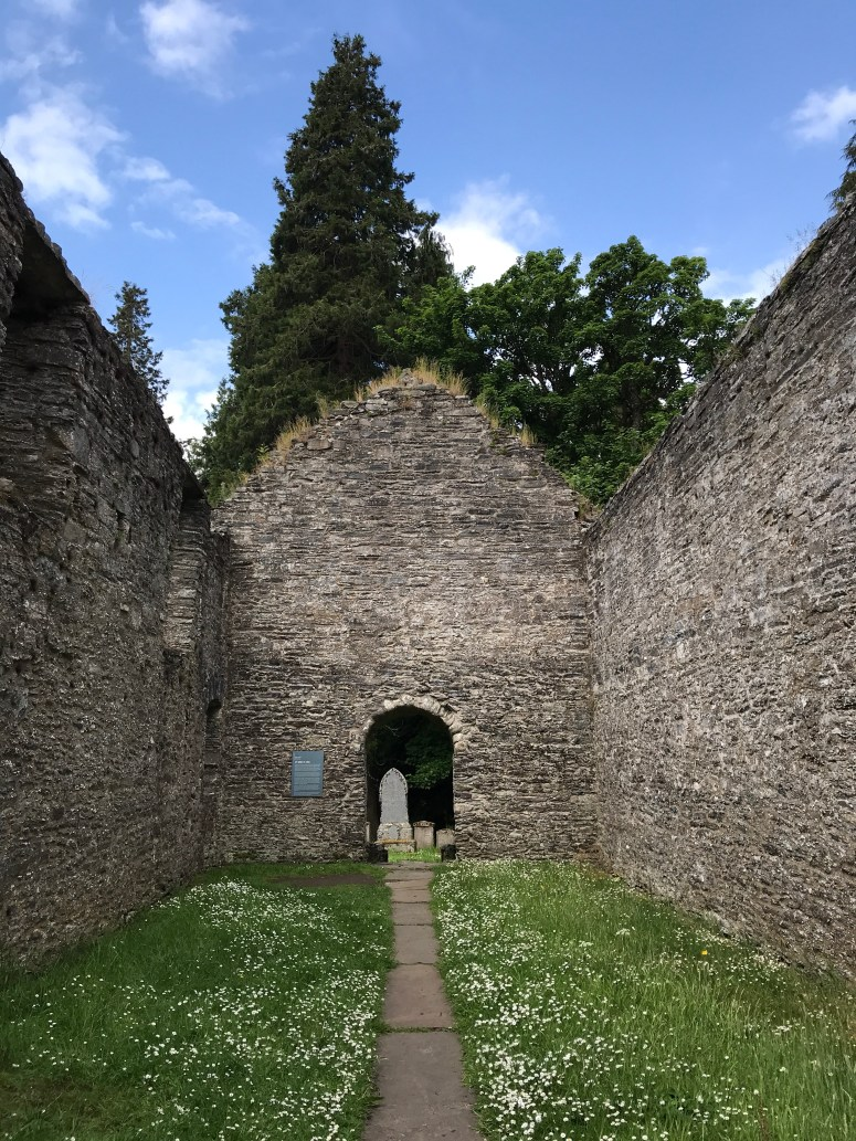 St Bride's Kirk, Blair Castle