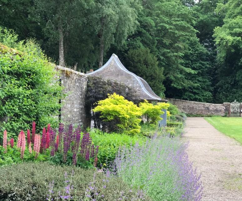 Hercules Garden, Blair Castle