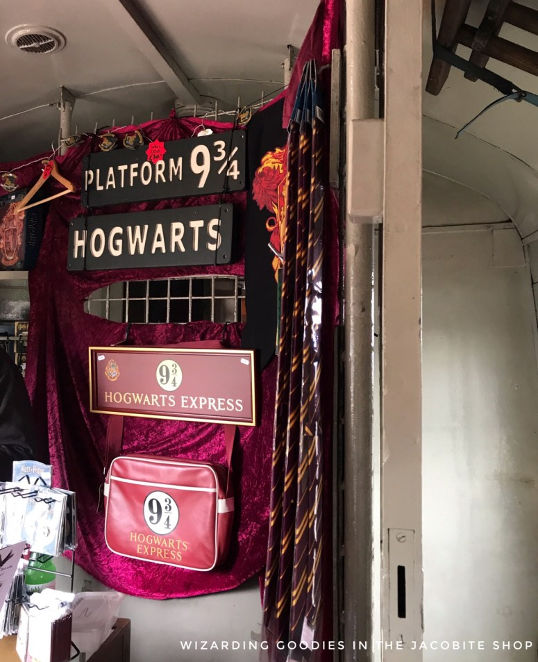 The Jacobite, The Real Hogwarts Express