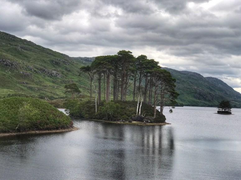Eilean na Moine, Loch Eilt