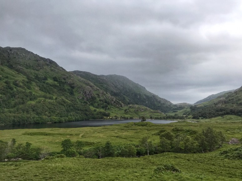 The West Highland Line, Lochaber