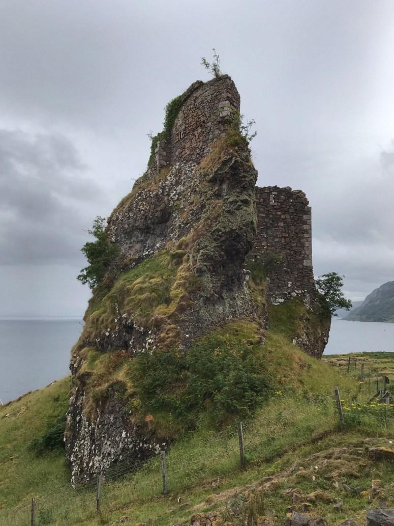 Brochel Castle, Raasay