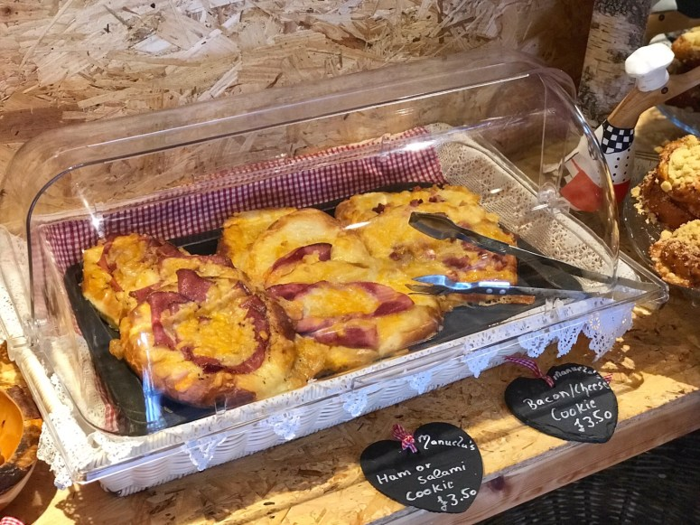 Manuela's Wee Bakery, Ardelve