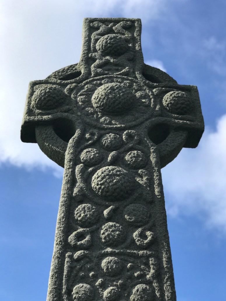 St Martin's Cross, Isle of Iona