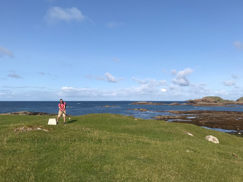 Iona Golf Course