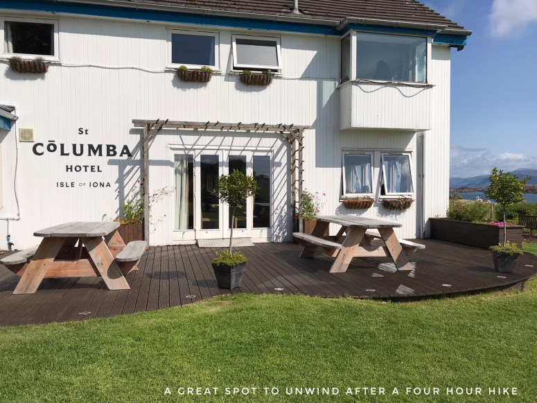 St Columba Hotel, Iona