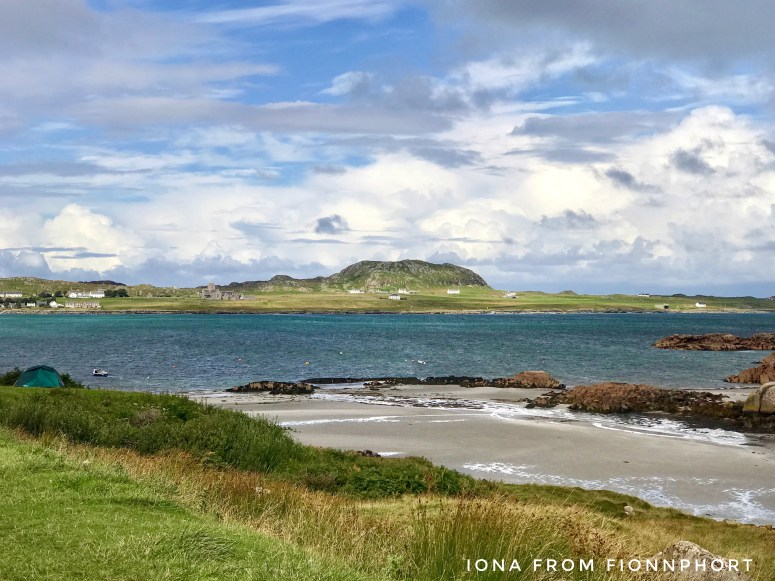 Isle of Iona from Fionnphort