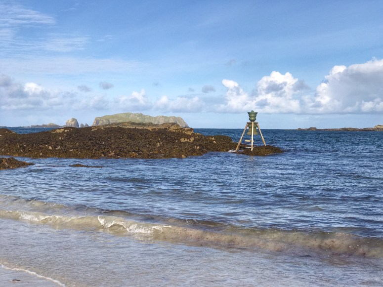 Time and tide bell, Great Bernera