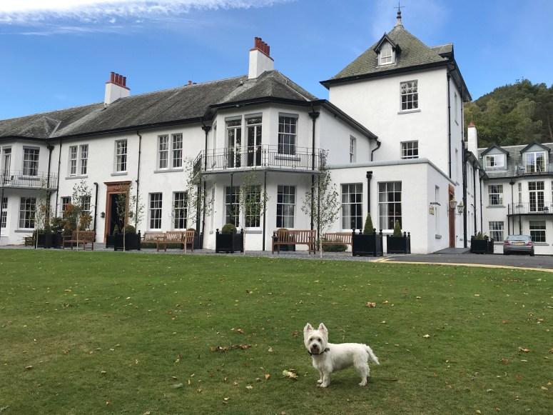 Dunkeld House Hotel