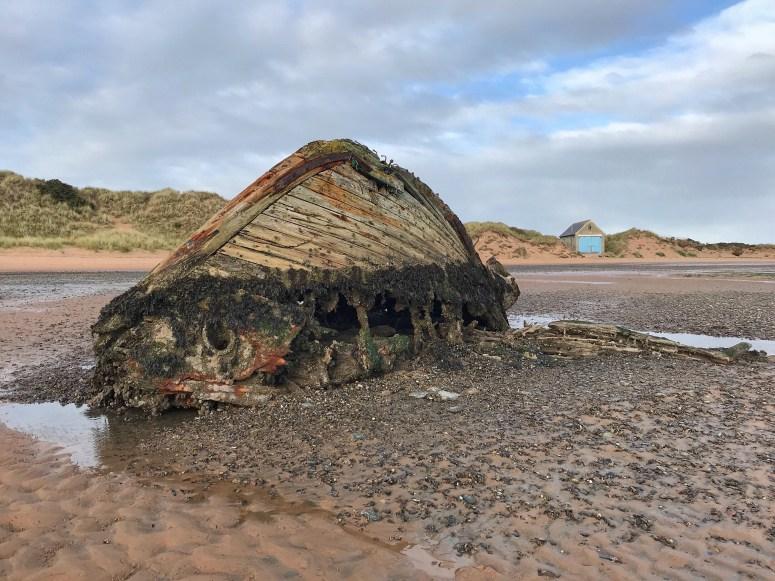 Newburgh beach, Aberdeenshire