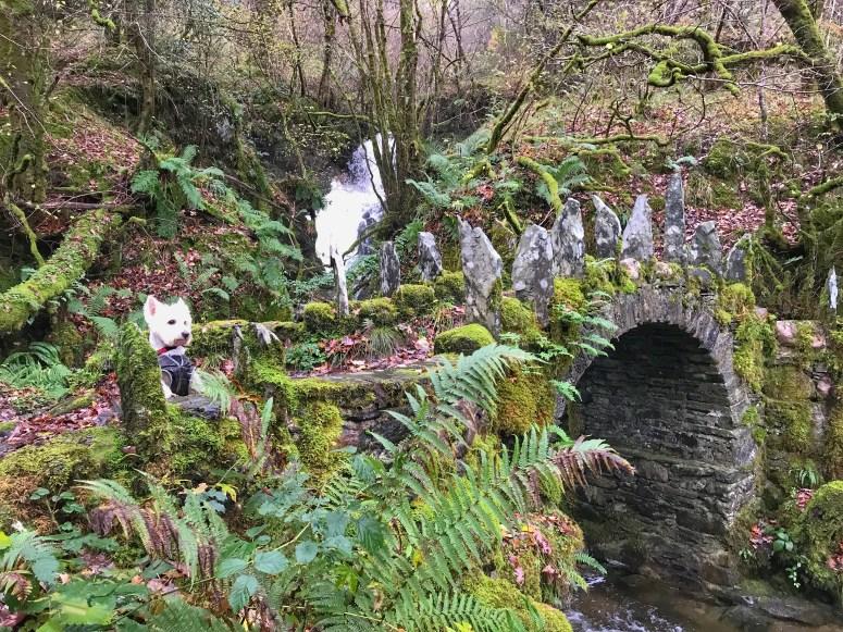 Fasnacloich, Fairy Bridge