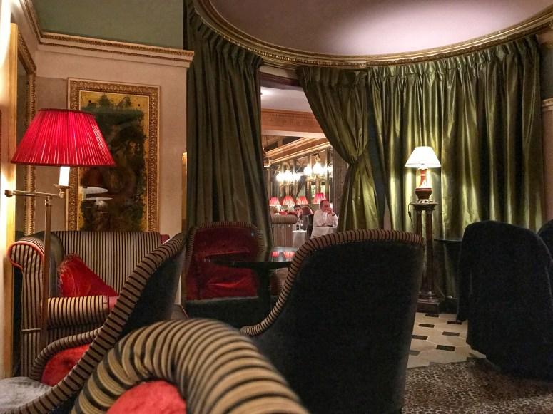 Le Bar, L'Hotel, Paris
