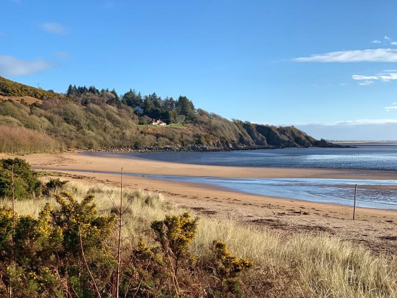 Sandyhills Beach