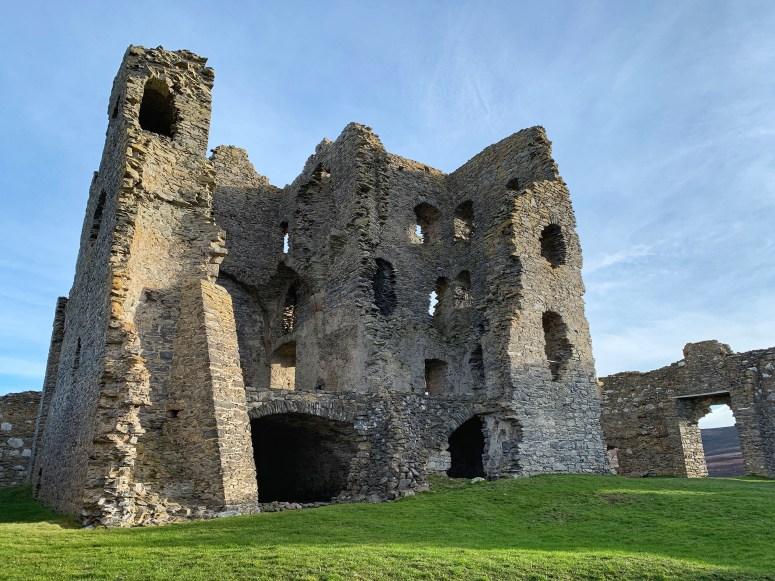 Auchindoun Castle