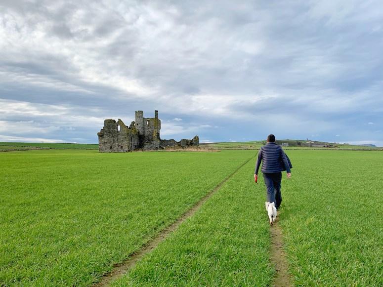 Pittulie Castle, Aberdeenshire