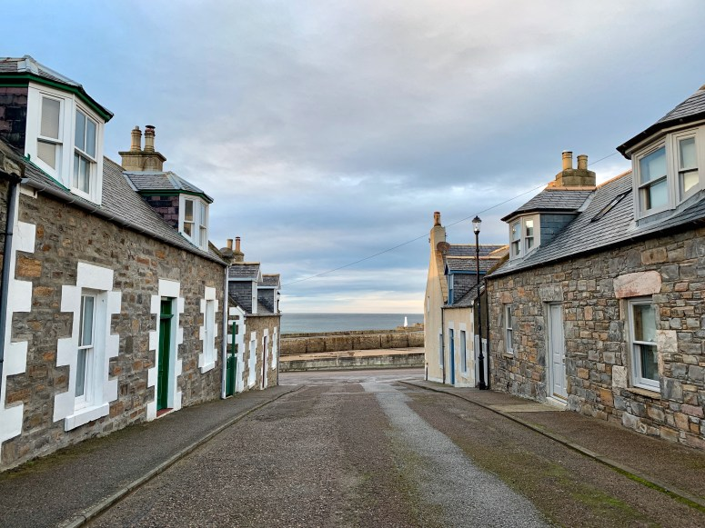 Cullen Holiday Cottages, Cullen