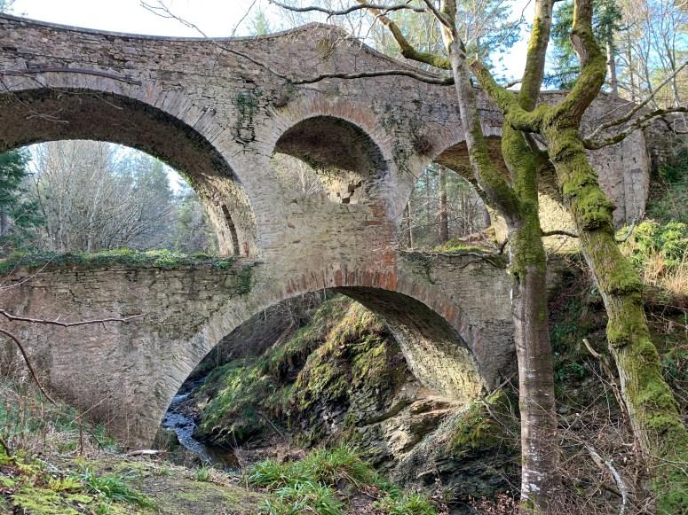 Craigmin Bridge, Moray