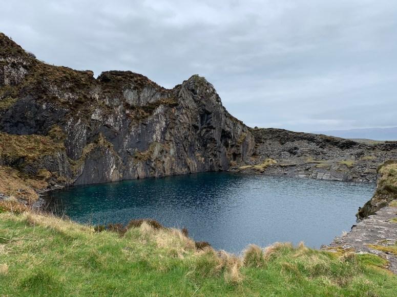 Slate quarry, Easdale