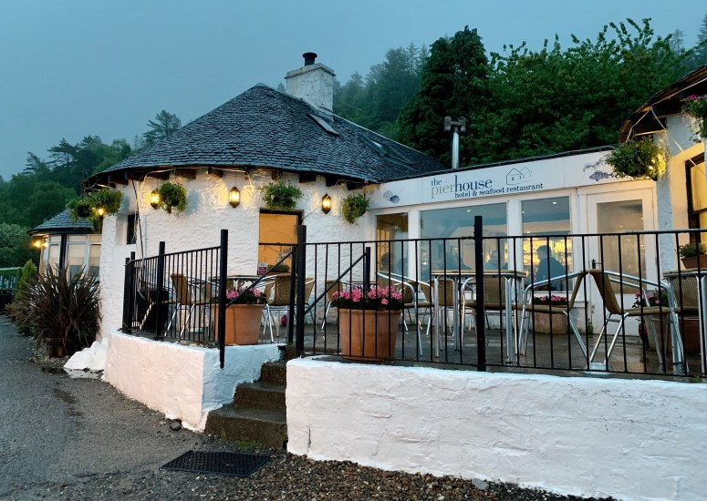 The Pierhouse Hotel, Port Appin