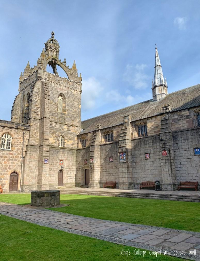 King's College Chapel, Aberdeen