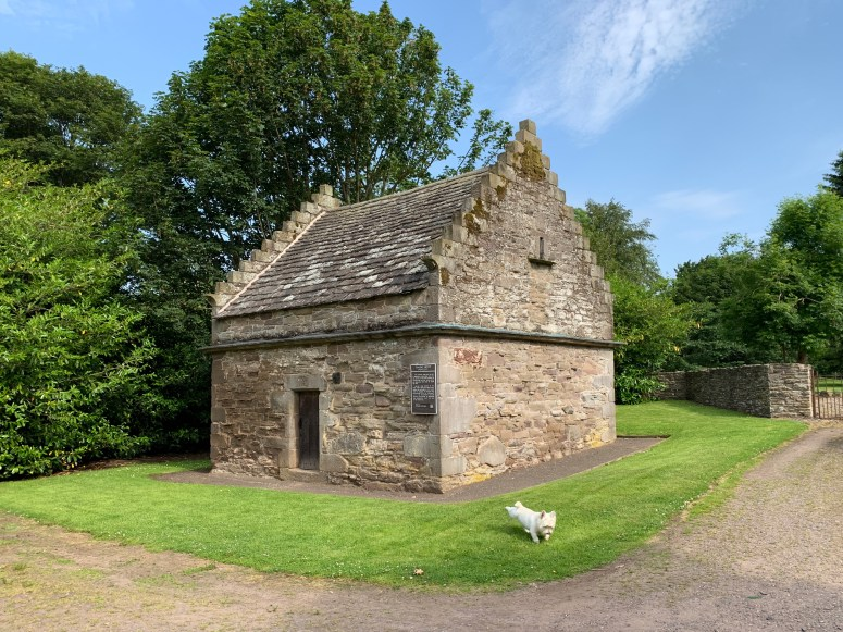 Tealing Dovecot