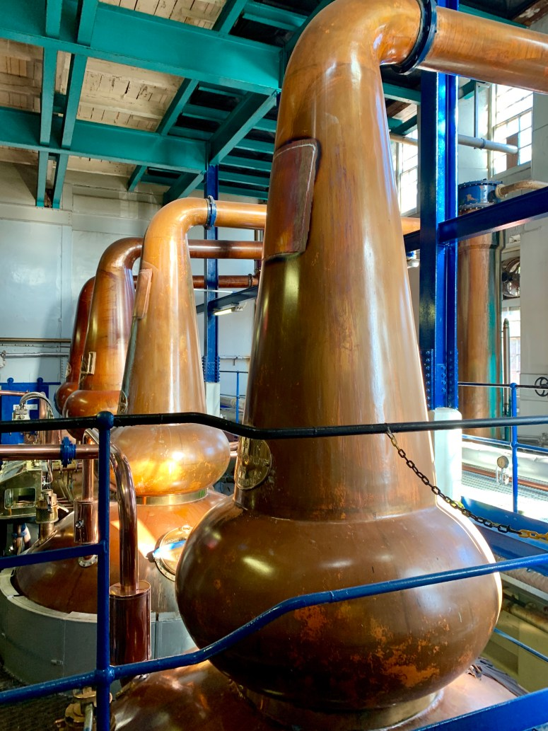 Deanston Distillery Tour