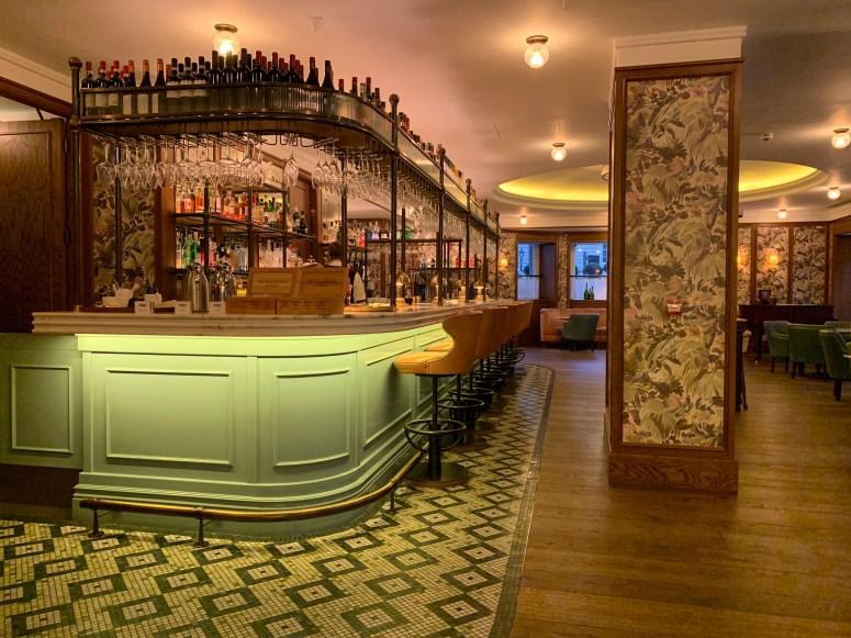 Bar Prince, The Balmoral Hotel