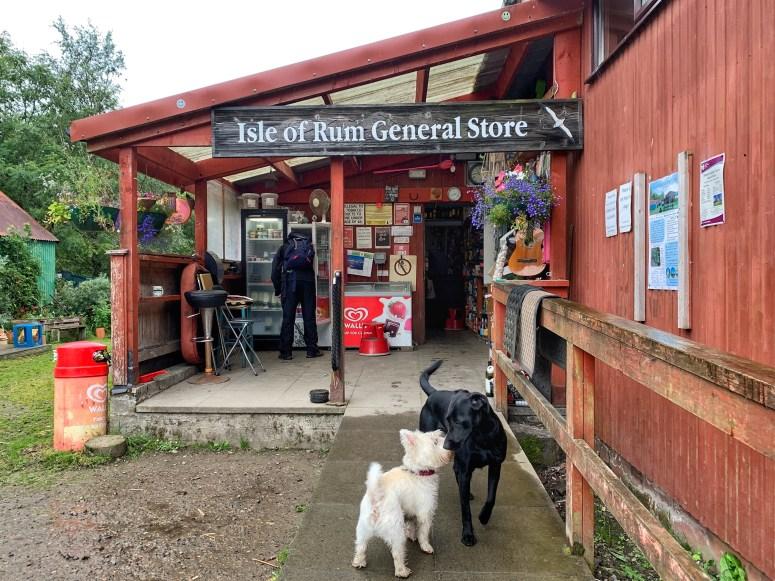 Isle of Rum General Store