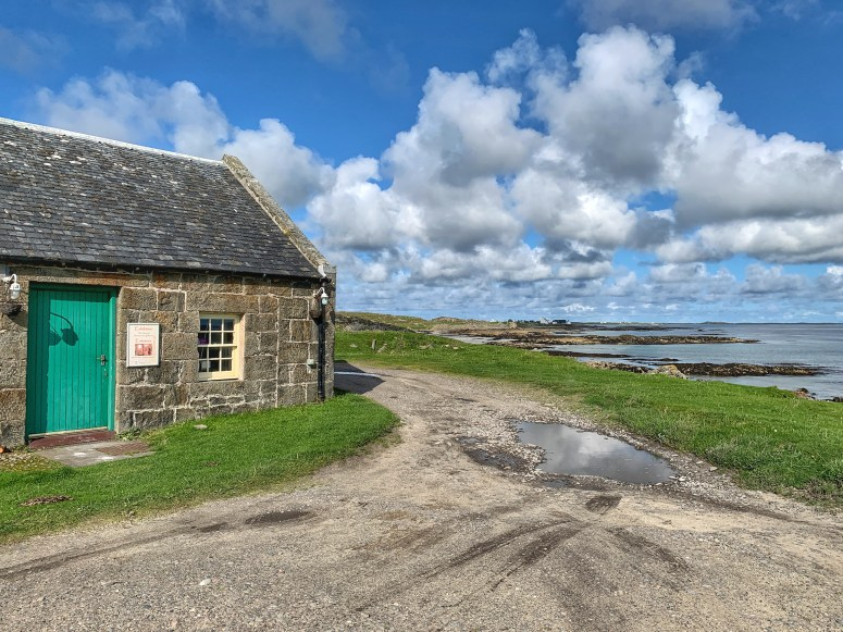 Skerryvore Lighthouse Museum, Isle of Tiree