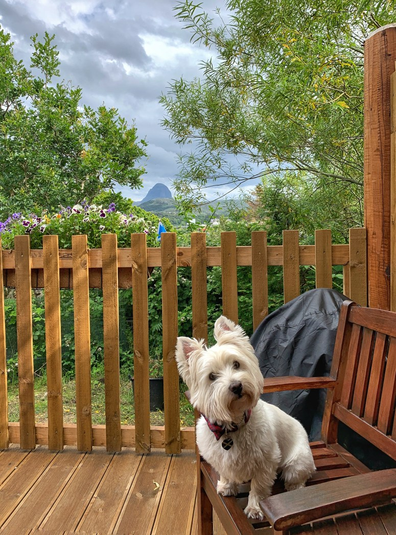 Glamping on the NC500